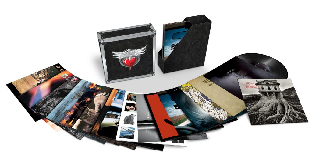 Bon Jovi Vinyl Box Set