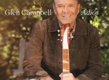 Glen Campbell Adios Album Cover