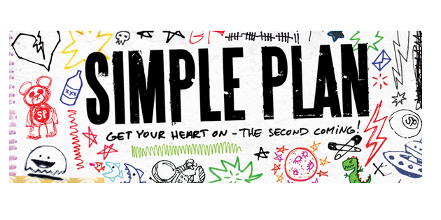 simple plan the second coming