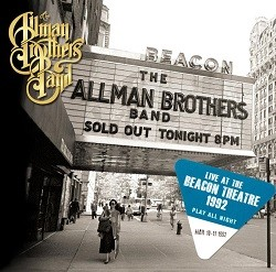 LEGACY RECORDINGS LIVE AT THE BEACON THEATRE