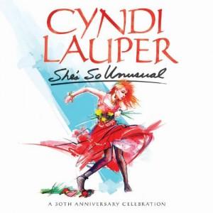 LEGACY RECORDINGS CYNDI LAUPER