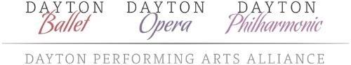 DAYTON PERFORMING ARTS ALLIANCE LOGO