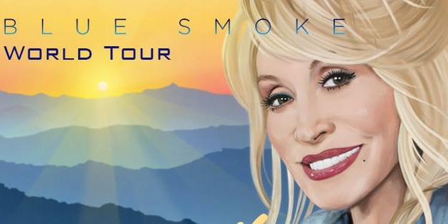 dolly Parton world tour
