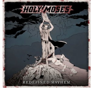 HOLY MOSES album 2014