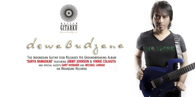 budjana suryua promo photo med