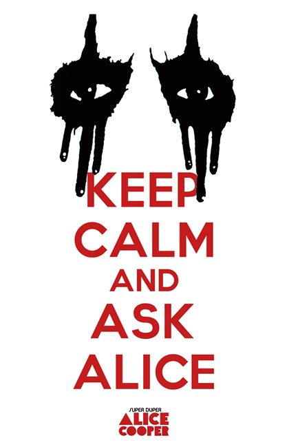 keep calm and ask ealice