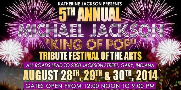 KES Music Group King of Pop Festival