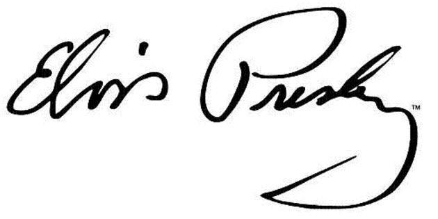 Pulse Evolution Corporation Elvis Presley signature