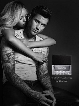 Parlux Fragrances ROGUE MAN by Rihanna