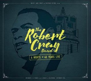Robert Cray 40th