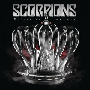 Scorpions Return To Forever Cover