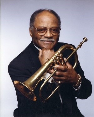 Photo of Clark Terry courtesy of Clark Terry/Jazz Corner (PRNewsFoto/New Jersey City University)