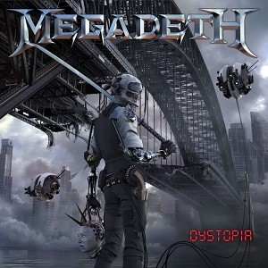 Megadeth's New Album 'Dystopia'