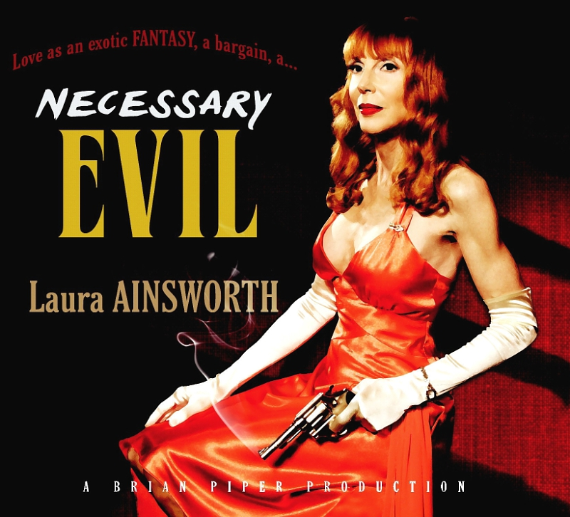 Eclectus Records Laura Ainsworth Necessary Evil