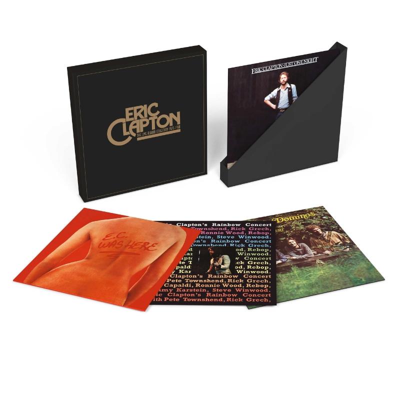 Universal Music Enterprises - ERIC CLAPTON