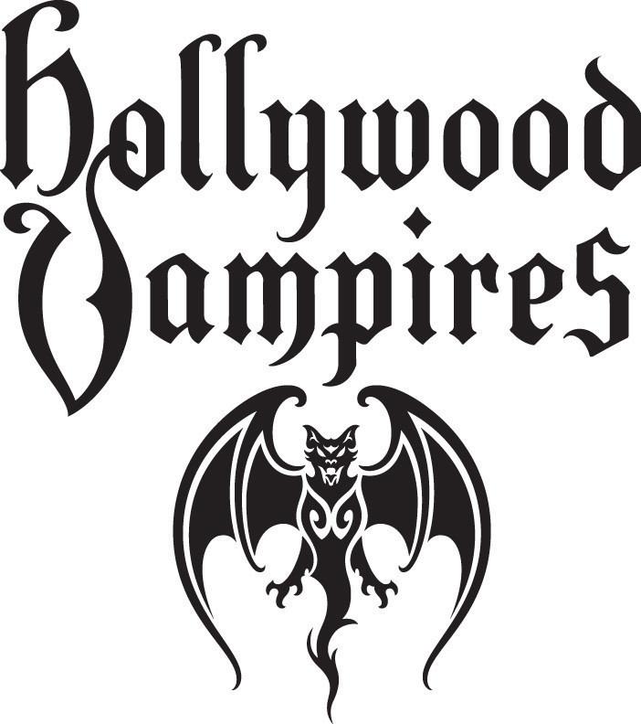 The Hollywood Vampires Logo