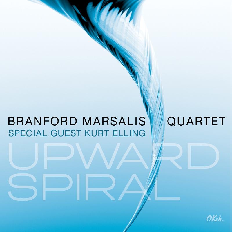 OKeh Records Brandford Marsalis Cover