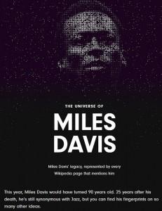 Legacy Recordings Miles Davis