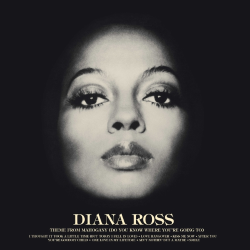 """UMe CELEBRATES 40TH ANNIVERSARY OF DIANA ROSS' """"LOVE HANGOVER"""" WITH VINYL REISSUE OF HER 1976 SELF-TITLED MOTOWN ALBUM, JULY 15 (PRNewsFoto/UMe)"""