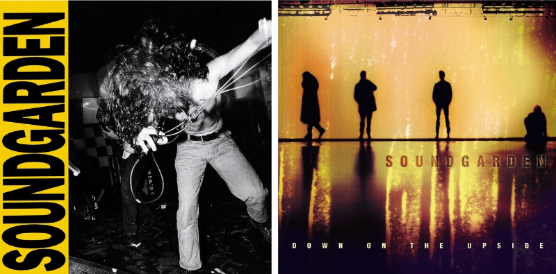 Soundgarden side by side