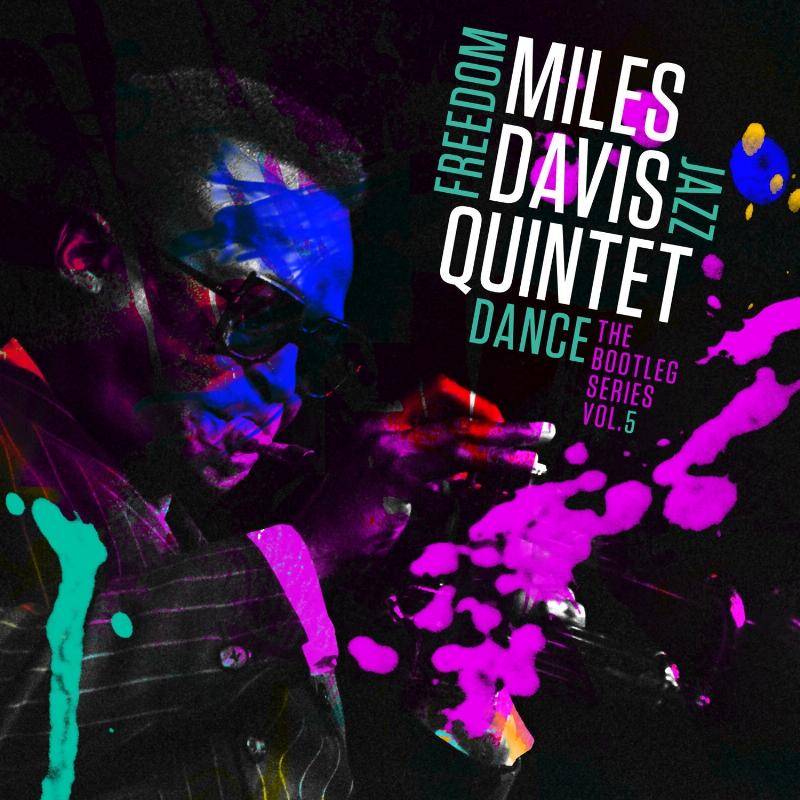 Legacy Recordings Miles Davis Cover Art