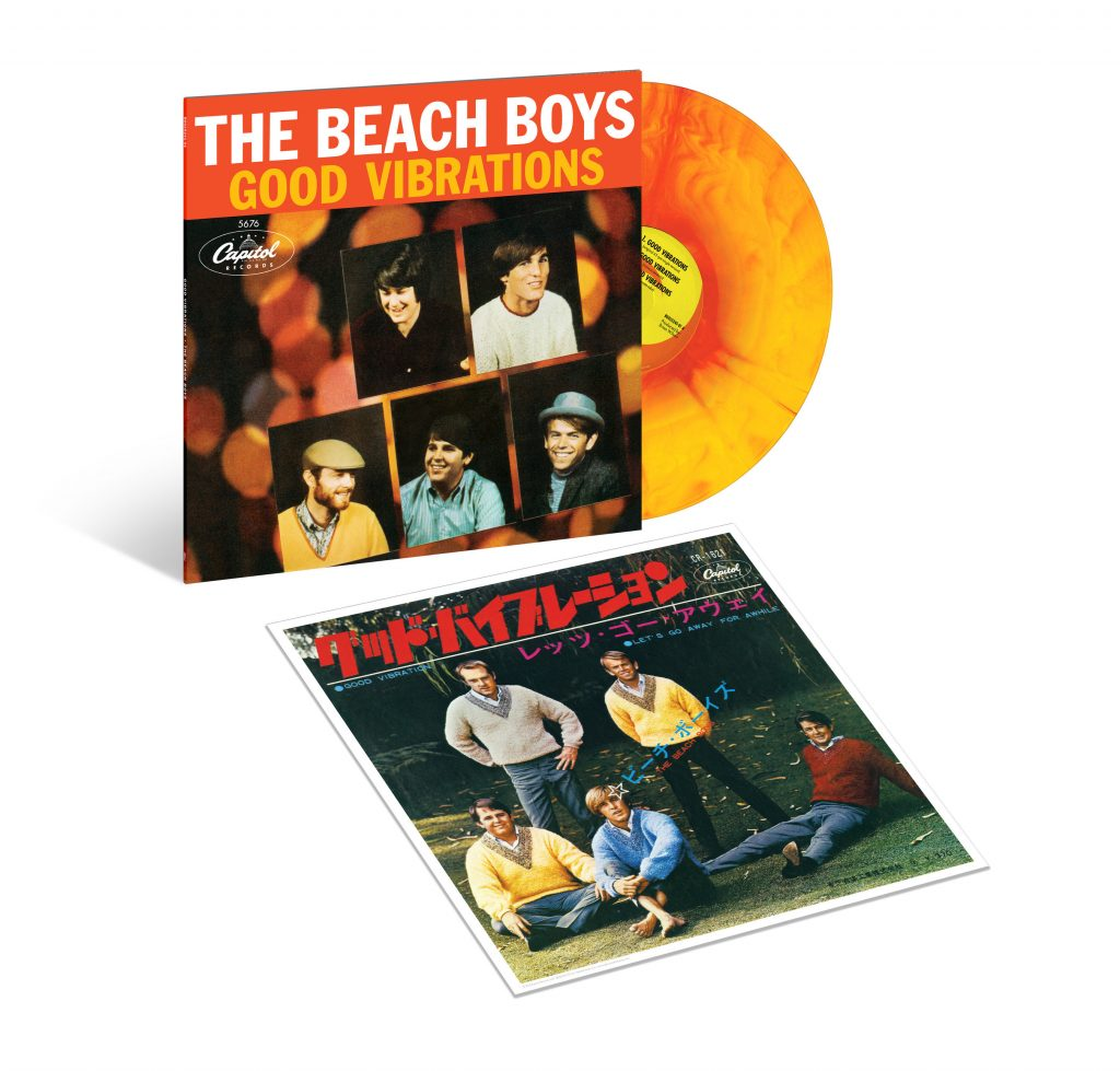 Universal Music Enterprises - Beach Boys - Good Vibrations