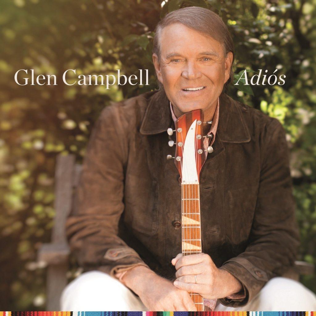 Glen Campbell Adios Album Cover